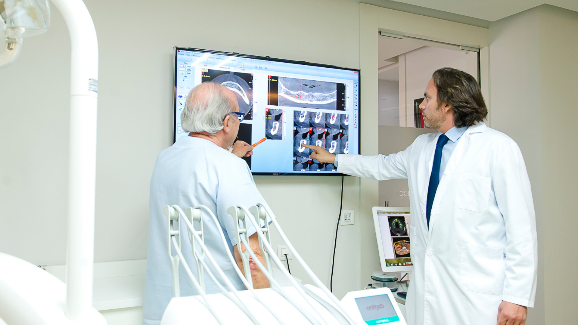 Doctores Navajas Experiencia