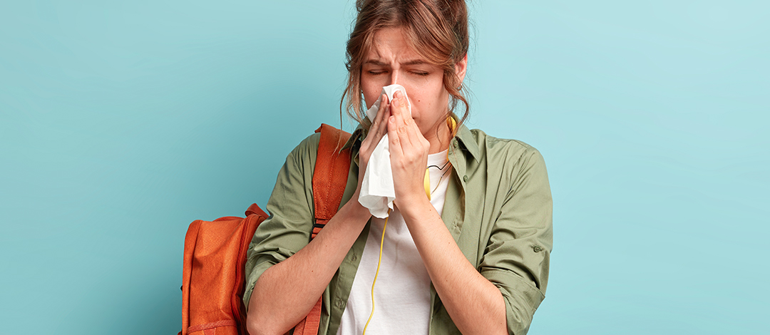 Salud bucodental y alergias